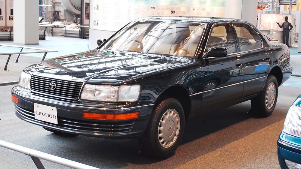 初代セルシオ(第10回・トヨタ)