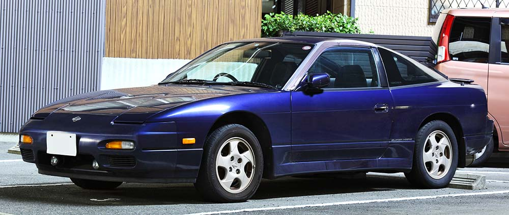 180SX('89年5月~'99年1月)